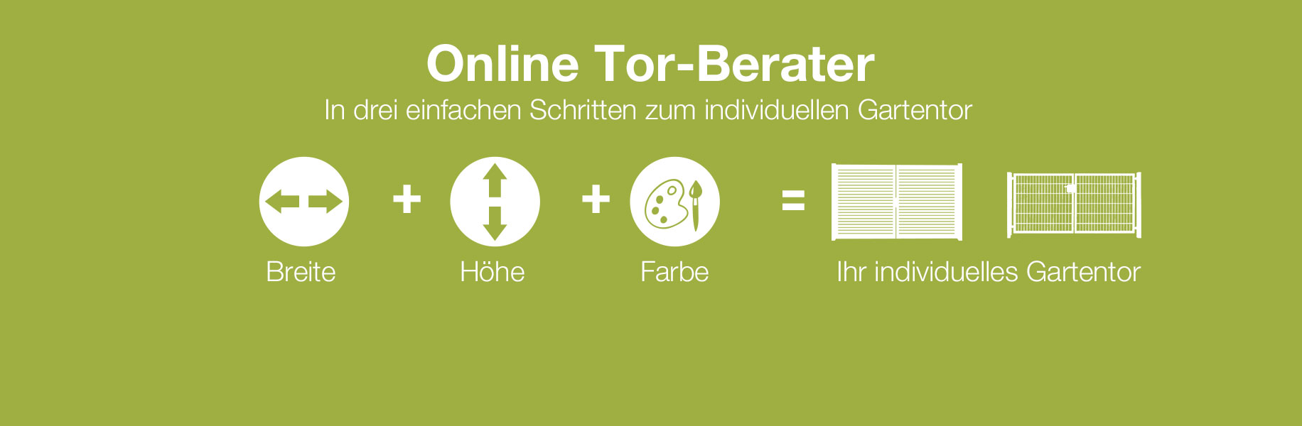 Tor-Berater Gartentore-Profi